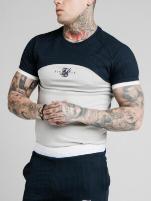 17958 0 20201022180811 300x400 - SIKSILK S/S V21 SURFACE TEE