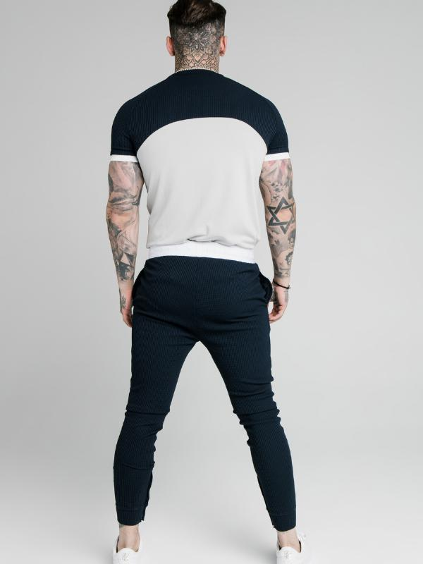 17958 2 20201022180813 - SIKSILK S/S V21 SURFACE TEE