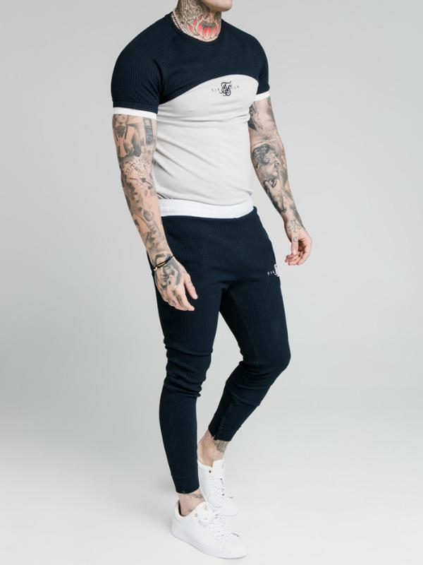 17958 3 20201022180814 - SIKSILK S/S V21 SURFACE TEE